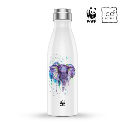 Elephant - WWF/ICE Bottle Collaboration