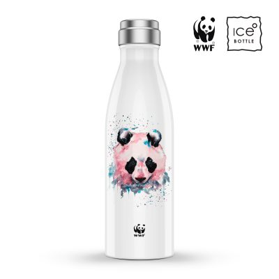 Panda - WWF/ICE Bottle Collaboration