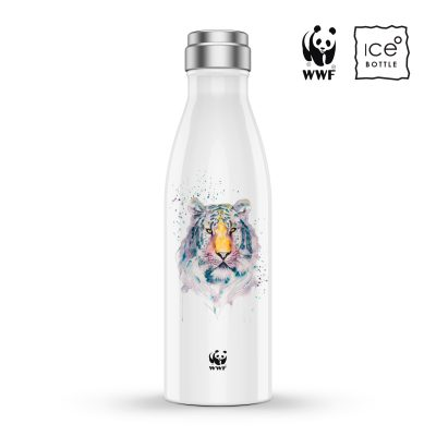 Tiger - WWF/ICE Bottle Collaboration