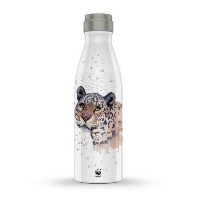 Jaguar - WWF/ICE Bottle Collaboration