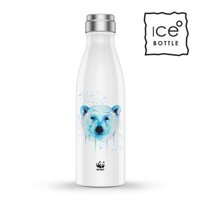 Polar Bear - WWF/ICE Bottle Collaboration