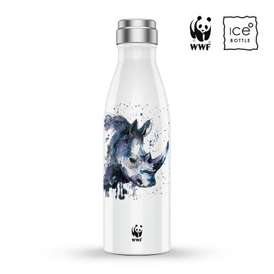 Rhino -WWF/ICE Bottle Collaboration