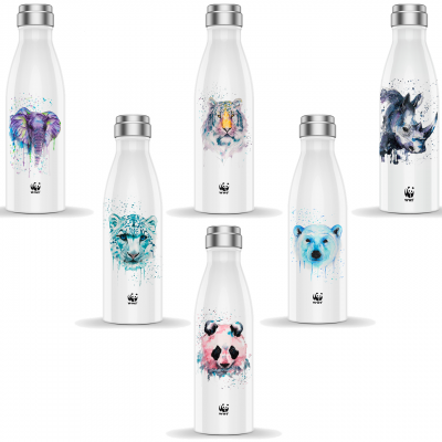 WWF/ICE BOTTLE Collaboration - The Collection