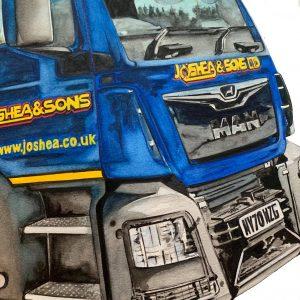 J O'Shea & Sons
